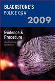 Evidence and Procedure 2009, Smart, Huw and Watson, John, 0199547696