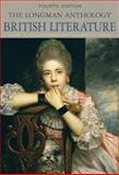 The Longman Anthology of British Literature, Volume 1C 4th Edition
