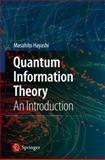Quantum Information : An Introduction, Hayashi, Masahito, 3642067697