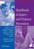 Handbook of Injury and Violence Prevention, , 0387857699