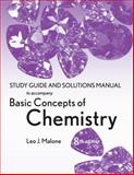 Basic Concepts of Chemistry, Malone, Leo J. and Dolter, Theodore, 0470087692