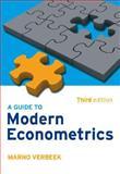 A Guide to Modern Econometrics, Marno Verbeek, 0470517697