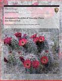 Annotated Checklist of Vascular Flora: Zion National Park, National Park National Park Service, 1492737690