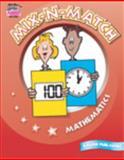 Mix-N-Match Mathematics Book : Math, Kagan, Miguel, 1879097699