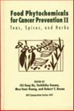 Food Phytochemicals for Cancer Prevention : Teas, Spices and Herbs, , 0841227691