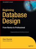 Database Design, Clare Churcher, 1590597699