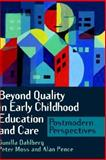 Beyond Quality in Early Childhood Education and Care 9780750707701