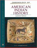 Chronology of American Indian History, Sonneborn, Liz, 0816067708