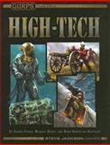 Gurps High-Tech, Hans-Christian Vortisch, Shawn Fisher, 1556347707