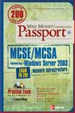 Mike Meyers' MSCA Managing a Microsoft Windows Server 2003 Network Environment Certification Passport (Exam 70-291), Glenn, Walter J. and Zandri, Jason, 0072227702