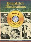 Beardsley Illustrations, Aubrey Beardsley, 0486997707