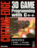 Cutting Edge 3D Game Programming with CD-ROM, Lampton, Christopher, 1883577705