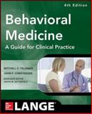 Behavioral Medicine 4th Edition