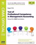 Test of Professional Competence in Management Accounting, Barnwell, Heather and Kaplan Higher Education Staff, 0750687703