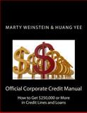 Official Corporate Credit Manual, Marty Weinstein, 1482747707