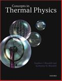 Concepts in Thermal Physics, Blundell, Stephen J. and Blundell, Katherine M., 0198567707