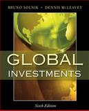 Global Investments, Solnik, Bruno and McLeavey, Dennis, 0321527704