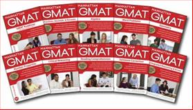Manhattan GMAT Complete Strategy Guide Set, 5th Edition, Manhattan GMAT Staff, 1935707701