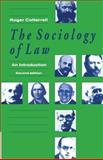 Sociology of Law : An Introduction, Cotterrell, Roger, 0406517703