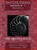 RealTime Physics Active Learning Laboratories Module 1 : Mechanics, Sokoloff, David R. and Laws, Priscilla W., 0471487708