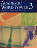 Academic Word Power 3, Bull, Pat, 0618397701