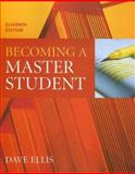 Becoming a Master Student, Toft, Doug and Mancina, Dean, 061846770X