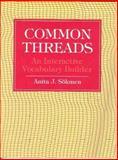Common Threads 9780131557710