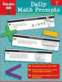 Daily Math Prompts, The Mailbox Books Staff, 1562347713