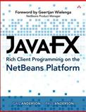 Java FX, Gail Anderson and Paul Anderson, 0321927710