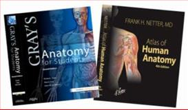 Atlas of Human Anatomy, Netter, Frank H. and Drake, Richard, 1416037713
