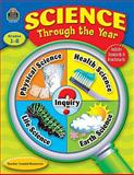 Science Through the Year, Grades 1-2, Laurie Hansen, 1420687719