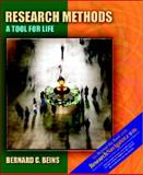 Research Methods : A Tool for Life, Beins, Bernard, 0205327710