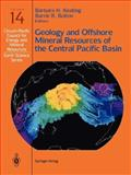 Geology and Offshore Mineral Resources of the Central Pacific Basin 9780387977713
