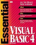 Essential Visual Basic 4, Heyman, Mark, 0672307715