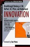Innovation, John Kao, 088730771X