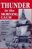 Thunder in the Morning Calm, Edward C. Meyers, 0920277713