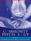 Community Psychology, Moritsugu, John and Duffy, Karen Grover, 0205627714