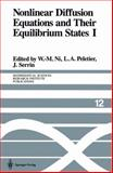 Nonlinear Diffusion Equations and Their Equilibrium States 1, , 0387967710