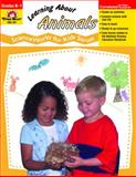Learning about Animals, Grades K-1, Evan-Moor, 1557997713
