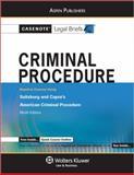 Criminal Procedure : Saltzburg and Capra 9E, Casenotes, 0735597715