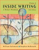 Inside Writing, Salomone, William and McDonald, Stephen, 1413017711