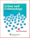Crime and Criminology, Reid, Sue Titus, 1454847719