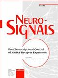 Post-Transcriptional Control of NMDA Receptor Expression 9783805577717