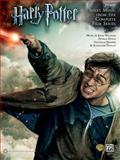 Harry Potter -- Sheet Music from the Complete Film Series, John Williams, Patrick Doyle, Nicholas Hooper, Alexandre Desplat, Carol Matz, 0739087711