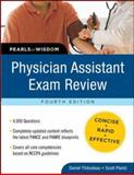 Physician Assistant Exam Review, Thibodeau, Daniel and Plantz, Scott, 0071627715