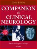 Companion to Clinical Neurology, Pryse-Phillips, William, 0195367723