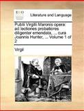 Publii Virgilii Maronis Oper, Virgil, 1140957724