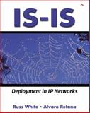 IS-IS : Deployment in IP Networks, White, Russ and Retana, Alvaro, 0201657724