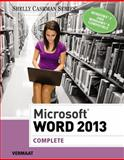 Microsoft Word 2013, Misty E. Vermaat, 1285167724