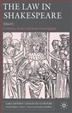 The Law in Shakespeare, , 0230247725